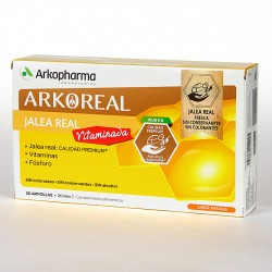 Arko Jalea Real Vitaminada 20 ampollas