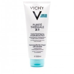 Vichy Desmaquillante Integral 3 en 1 300 ml