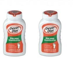 Devor-Olor Oferta Duplo Polvos Desodorantes 100 g +100 g