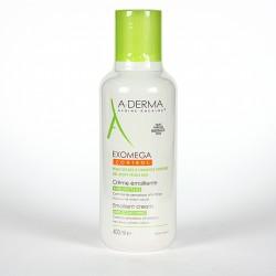 A-Derma Exomega Crema Emoliente 400 ml.