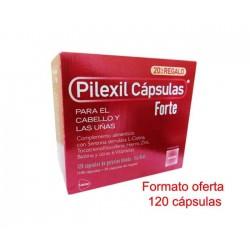 Oferta Pilexil Forte 100 + 20 Cápsulas