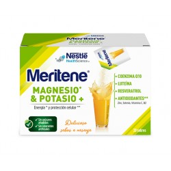 Meritene Magnesio & Potasio 20 Sobres