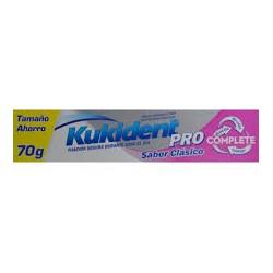 Crema Kukident Pro Complete Clásico 70 g