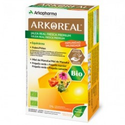 Arkoreal Jalea Real Fresca Inmunidad 20 Ampollas