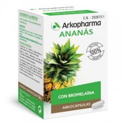 Arkopharma Ananás con Bromelaína 84 Cápsulas
