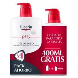 Eucerin PH5 Gel de Baño 1 litro