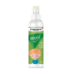 Paranix Protección Árbol de Té y aceite de coco Spray 250 ml Niño