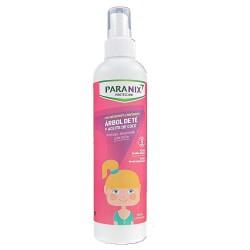 Paranix Protección Árbol de Té y aceite de coco Spray 250 ml Niña