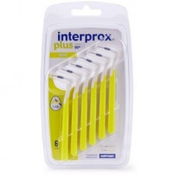 Cepillos Interdentales Interprox Plus Mini 6 unidades