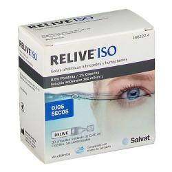 Relive ISO 30 Ampollas Unidosis de 0,4 ml