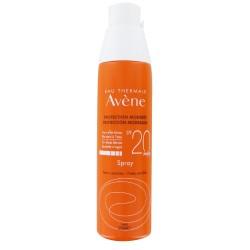 Fotoprotector Avène 20 Spray 200 ml