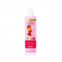 Nosa Protect Champú Árbol del Té Aroma a Fresa 250 ml