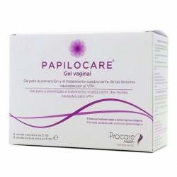 Papilocare Gel Vaginal 21 Cánulas Monodosis de 5 ml