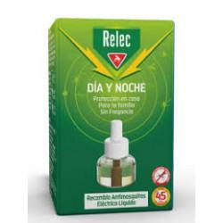 Relec Día y Noche Recambio Antimosquitos Eléctrico Líquido