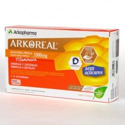 Arko Jalea Real Vitaminada Sin Azúcares 20 Ampollas
