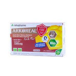 Arko Jalea Real 1500 mg Forte Plus 20 ampollas