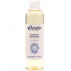 Aceite de Almendras Dulces Betafar 250 ml