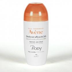 Avène Body Desodorante Eficacia 24H 50 ml