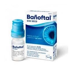 Bañoftal Multidosis Ojo Seco 10 ml