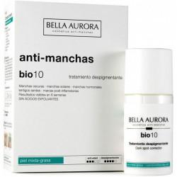 Bella Aurora Bio10 Protect Tratamiento Intensivo Anti-Manchas Oil Free 30 ml