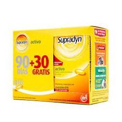 Oferta Supradyn Activo 120 comprimidos