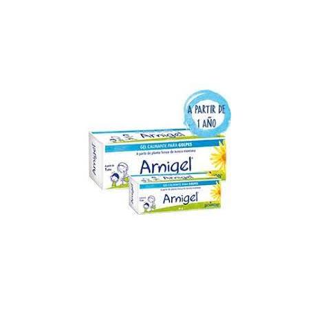 Oferta Arnigel Boiron 120 g + gratis tamaño viaje 45g