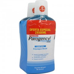 Colutorio Parogencyl 500 ml + 500 ml