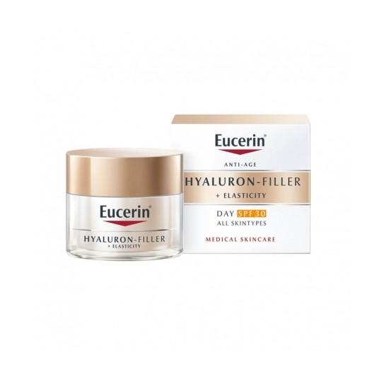 Eucerin Hyaluron-Filler + Elasticity Crema Día FPS30