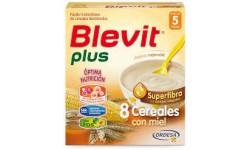 Blevit Plus 8 Cereales con Miel 750 g