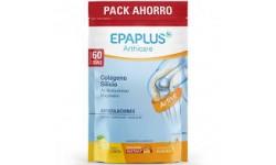 Pack Ahorro Bolsa Epaplus Arthicare Colágeno, Silicio, Ác. Hialurónico, Magnesio Vainilla 653.72 g. Complemento Alimenticio. Dis