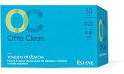 Ofta Clean Toallitas Oftálmicas 30 Unidades