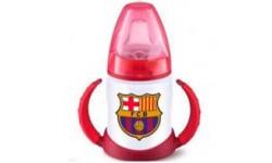 Nuk FCBarcelona Biberon Entrena First Choice 150 ml