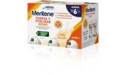 Meritene Drink 6x125 ml Chocolate
