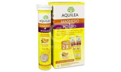 Aquilea Magnesio + Potasio 28 Comprimidos Efervescentes