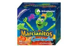 Marcianitos Polivitamínico 60 Gominolas sabor a fruta