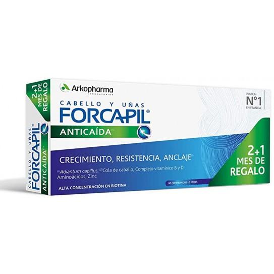 Arkopharma Forcapil 90 Comprimidos (2+1 Mes de Regalo)