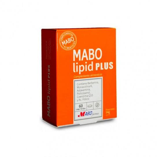 Mabolipid Plus 60 Comprimidos